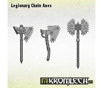 Legionary Chain Axes