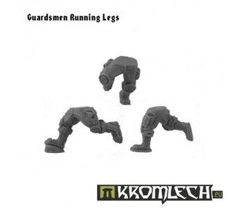 Guardsmen Running Legs