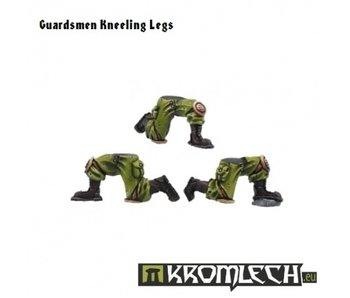 Guardsmen Kneeling Legs