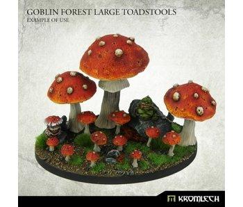 Goblin Forest Toadstools Mushrooms