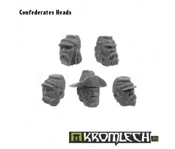 Confederates Heads