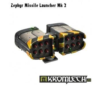 Legionary Zephyr Missile Launcher MK2