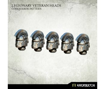Veteran Heads Conqueror Pattern