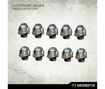 Legionary Heads Liberator Pattern Bits (10)