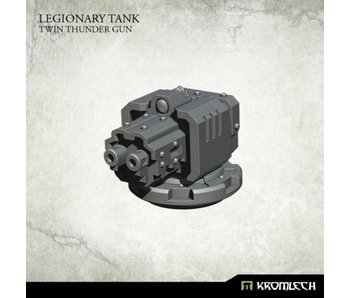 Legionary Tank APC Twin Thunder Gun