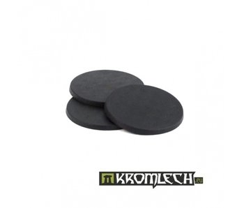 50mm Round Bases (3)