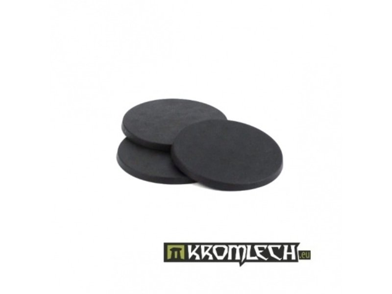 Kromlech 50mm Round Bases (3)