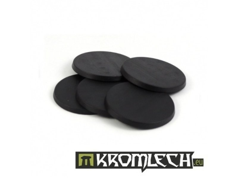Kromlech 40mm Round Bases (5)