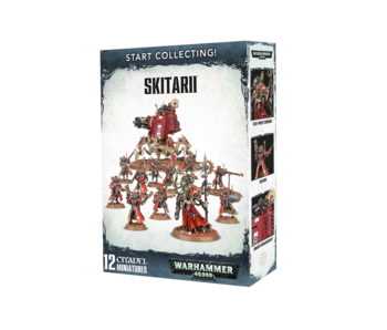 Skitarii Start Collecting!