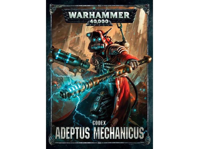 Games Workshop Adeptus Mechanicus Codex