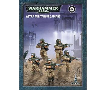 Cadians Shock Troops (5)