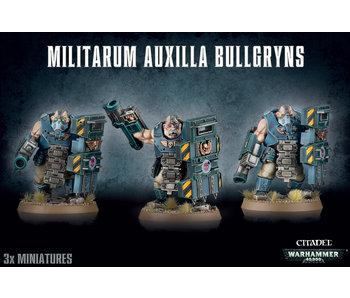 Auxilla Bullgryns / Ogryns