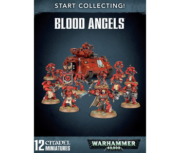 Blood Angels Start Collecting!
