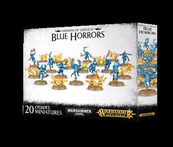 Blue Horrors & Brimstone of Tzeentch