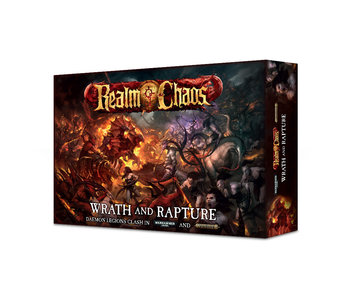 Realm of Chaos - Wrath & Rapture