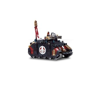 Sisters of Battle Immolator Tank