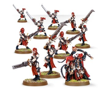 Sisters of Battle Repentia Squad