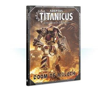 Adeptus Titanicus Doom of Molech Book