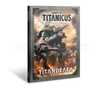 Adeptus Titanicus Titandeath Book
