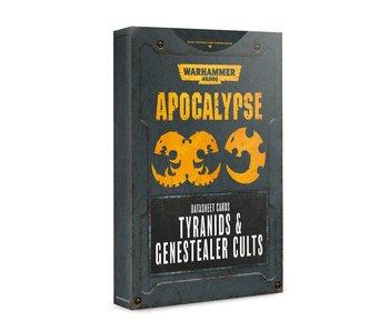 Apocalypse Tyranids Datasheet Cards