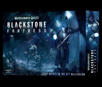 Warhammer Quest Blackstone Fortress (Français)