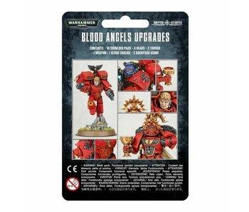 Blood Angels Upgrades Sprue