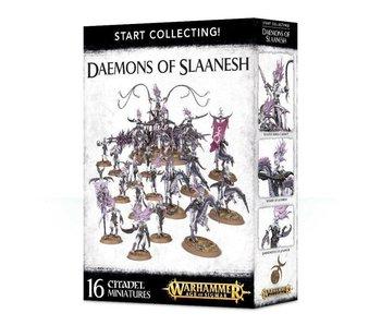 Daemons of Slaanesh Start Collecting!