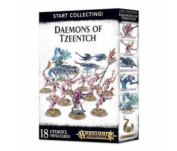 Daemons of Tzeentch Start Collecting!