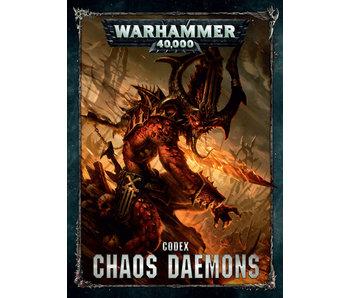 Codex Chaos Daemons (HB) (Français)