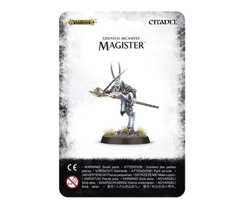 Tzeentch Arcanites Magister Sorcerer