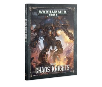 Codex Chaos Knights (HB) (Français)