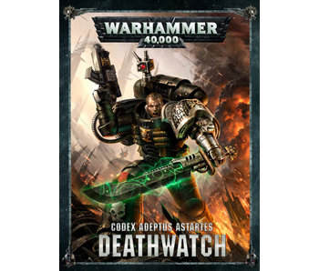 Codex Deathwatch (HB) (Français)