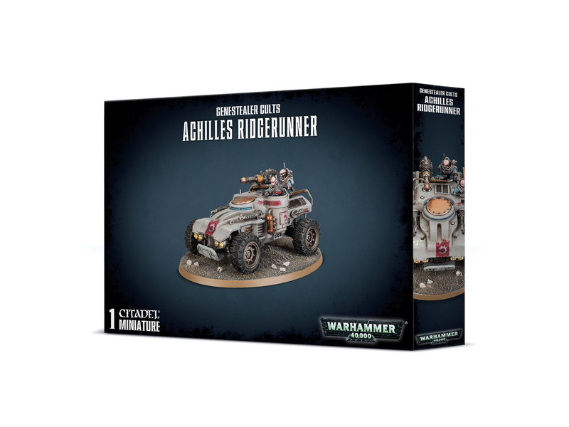 Games Workshop Achilles Ridgerunner