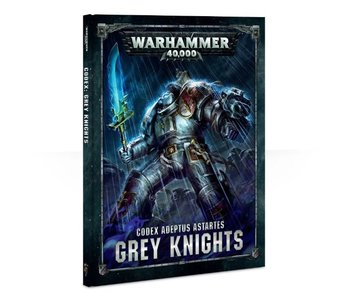 Codex Grey Knights (HB) (Français)