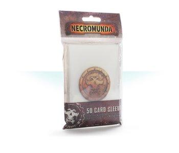 Necromunda 50 Card Sleeves For Cards