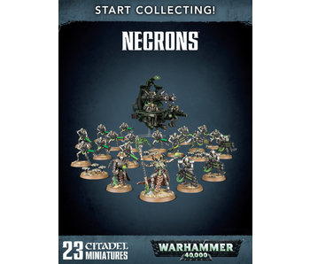 Necrons Start Collecting!