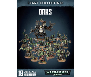 Orks Start Collecting!