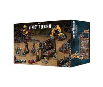 Ork Mekboy Workshop