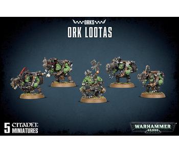 Ork Lootas / Burnas