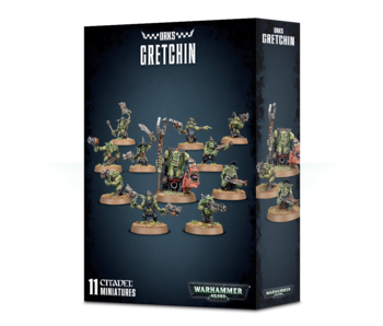 Gretchin With Runtherd