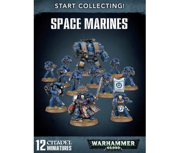 Space Marines Start Collecting!