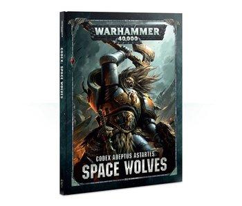 Codex Space Wolves (HB) (Français)