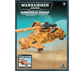 Hammerhead Gunship / Sky Ray Missile Defence Gunship