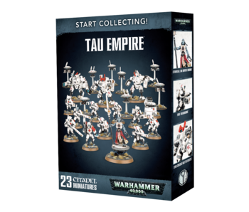 Tau Empire Start Collecting!