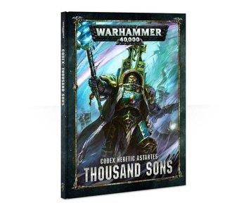 Codex Thousand Sons (HB) (Français)