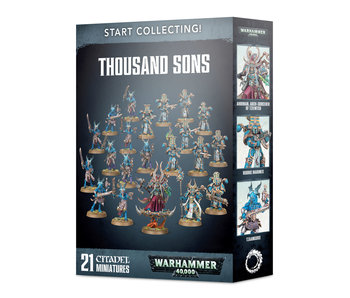 Thousand Sons Start Collecting!