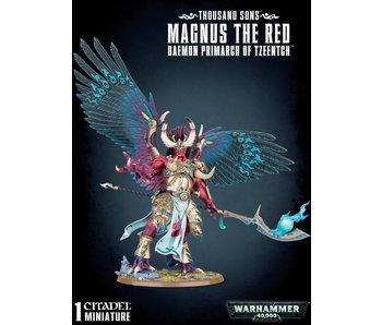 Magnus The Red Primarch of Tzeentch