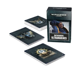 Ultramarines Datacards