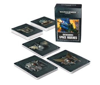 Cartes Techniques Space Marines (Français)