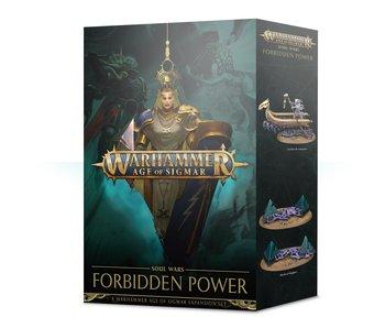 Soul Wars Forbidden Power